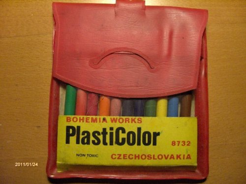 PlastiColor zsírkréta