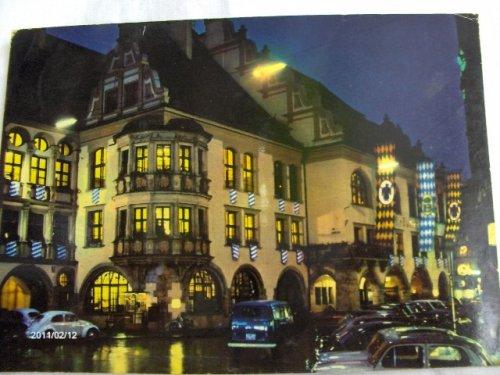 München képeslap