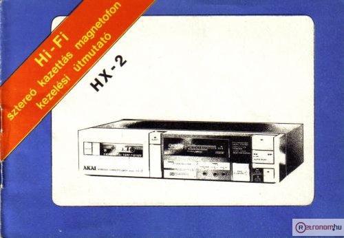 AKAI HX-2