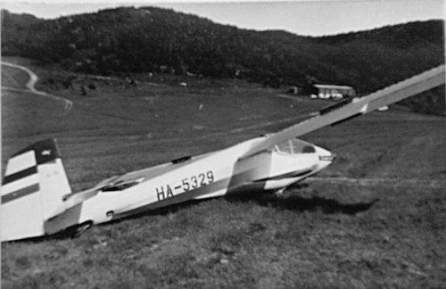 Góbé vitorlázórepülő