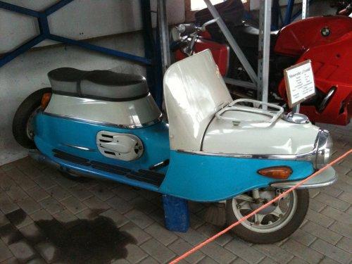 """Motorroller  """"Czezeda"""""""