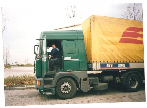 DAF Hungarocamion