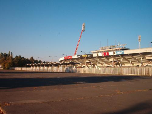 ETO-Stadion - Győr (már lerombolták)