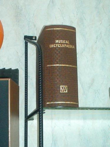 Videoton Musical Encyclopaedia hangsugárzó