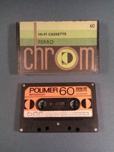 Polimer kazetta - III Ferrochrom 60