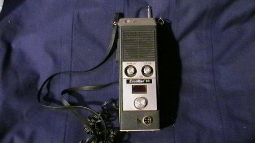 Excalibur 40 CB rádió