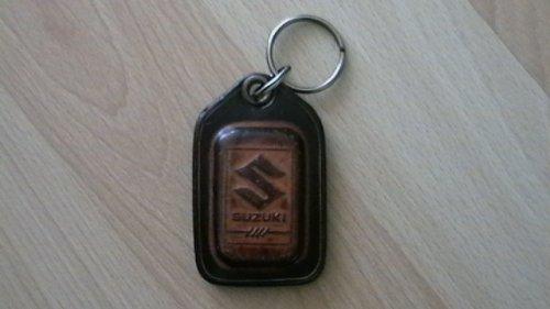 Suzuki Swift kulcstartó