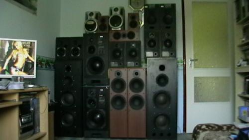 Radiotehnika Jamo hangfalak