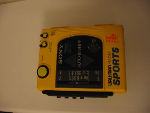 Sony Sports Walkman