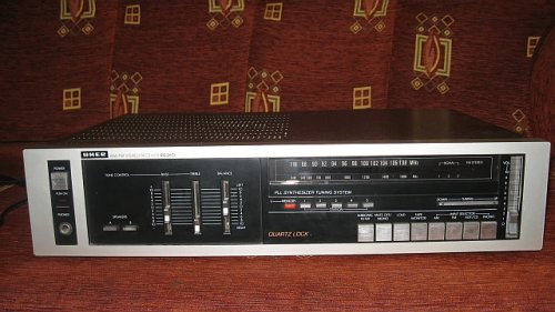 UHER RG 260 Receiver