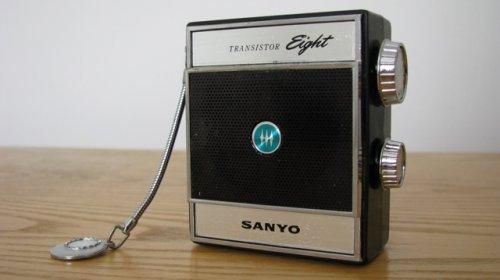 Sanyo Transistor Eight rádió