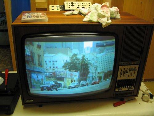 Munkácsy Color televízió - TS3202 SPIII