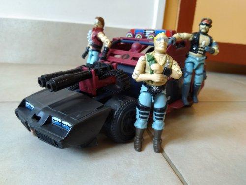 G.I. Joe Cobra figurák és járművük