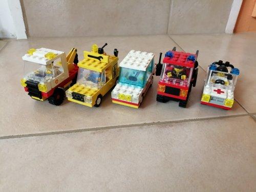 Lego autók