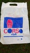 Corso cipő reklámtáska