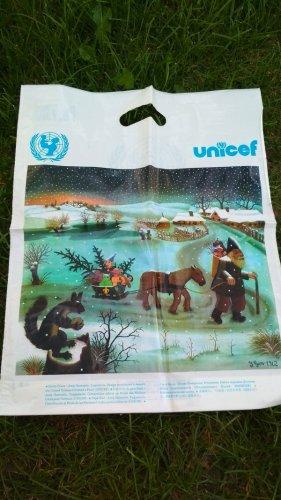 Unicef reklámzacskó