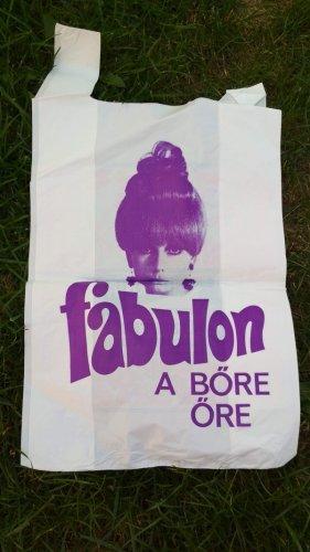 Fabulon reklámzacskó