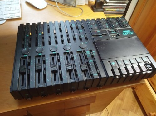 Yamaha MT1X Multitrack deck