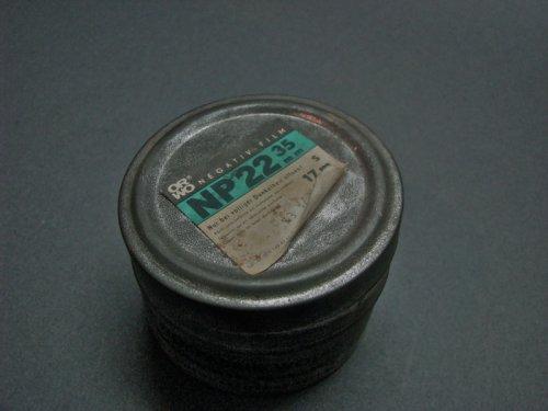 ORWO filmtekercses doboz