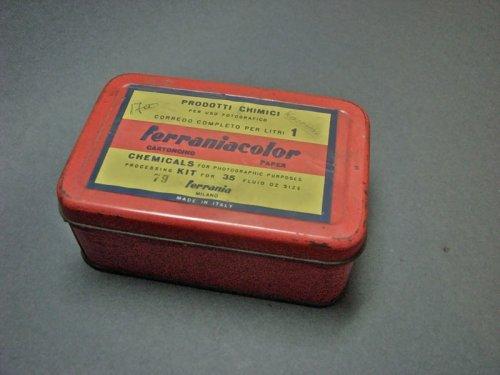Ferricolor vegyszeres doboz