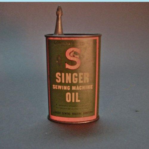 Singer varrógép olaj