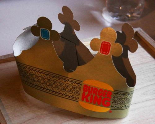 Burger King korona