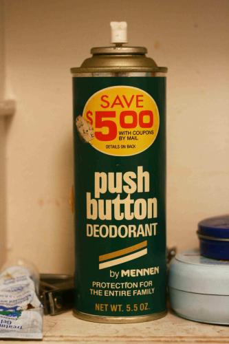 Amerikai dezodor