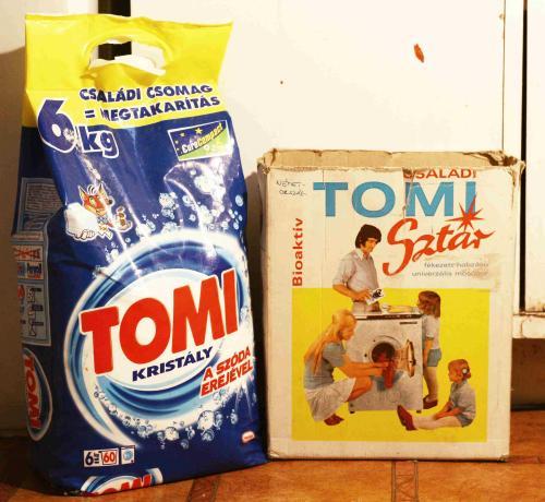Tomi mosópor