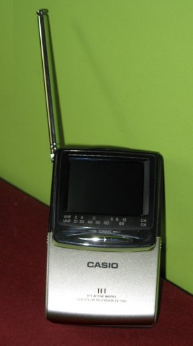 Casio EV550N, LCD Color TV
