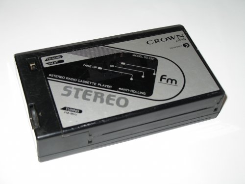Crown walkman SZ-22F