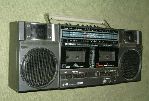 Hitachi magnó - TRK-W55K
