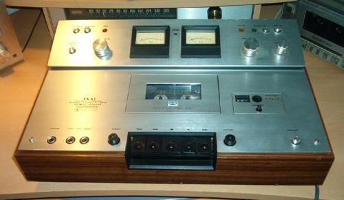 AKAI GXC-310D hifi kazettás deck