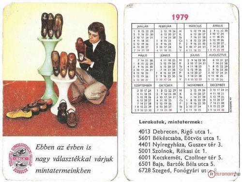 Tiszántúli Cipőkereskedelmi Vállalat Debrecen