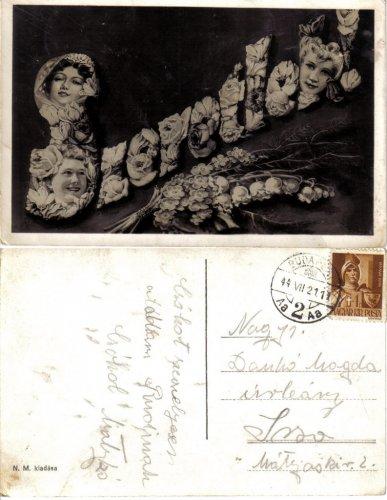 Képeslap 1944