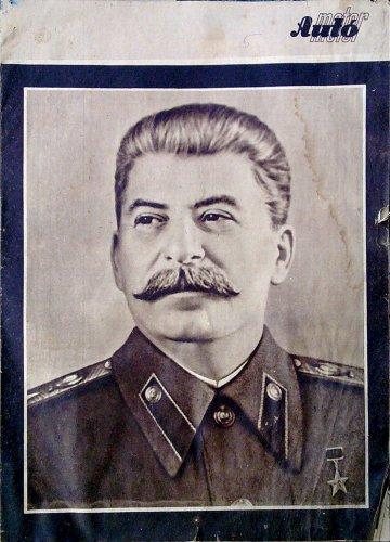 Autó Motor újság - Sztálin