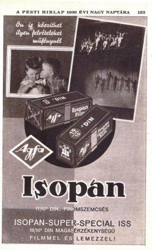 Agfa Isopan film