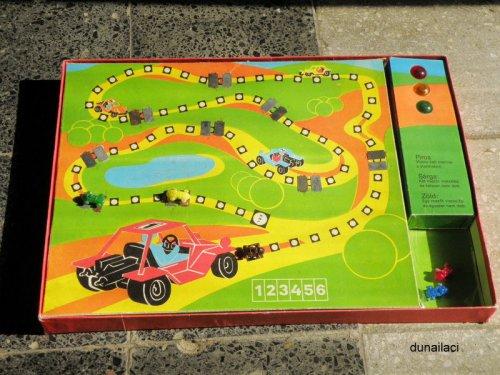 Autocross társasjáték