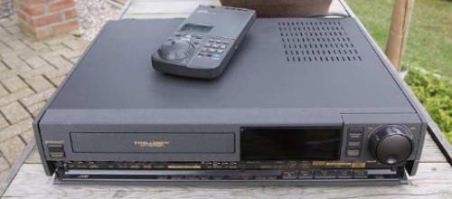 JVC HRD 960E Video Cassette Recorder