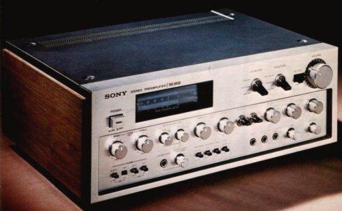 Sony TAE-8450 előerősítő, preeamplifier