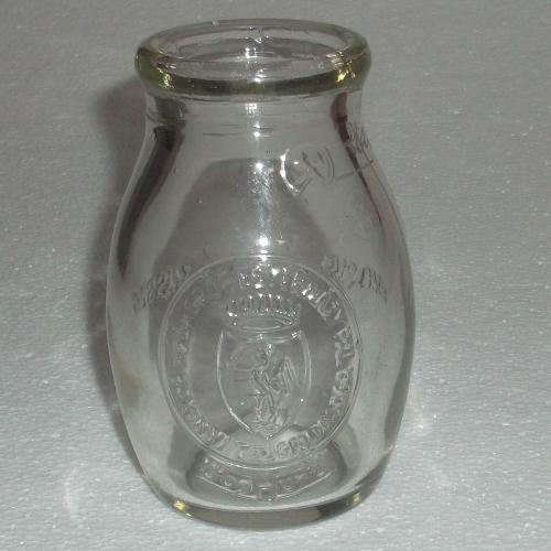 Joghurtos üveg