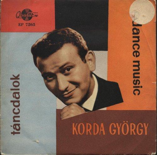 Korda György kislemez