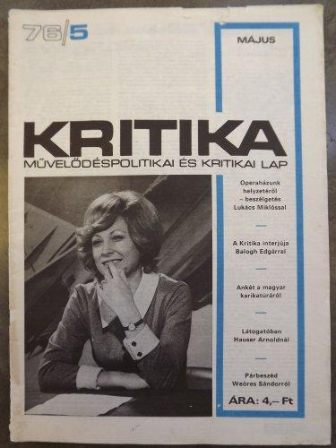 KRITIKA 1976/5