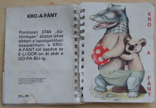 KRO-A-FÁNT