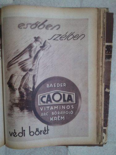 Caola reklám