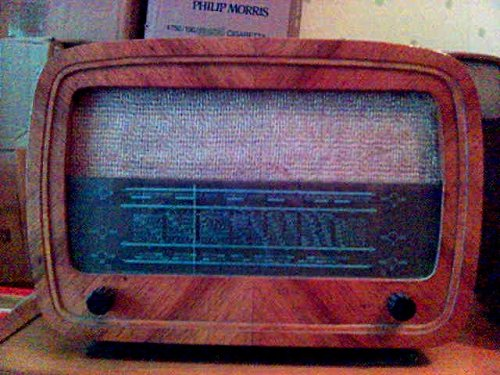 Ismeretlen rádió. Talán Orion?