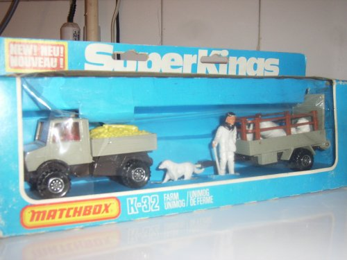 Matchbox  SuperKing K-32