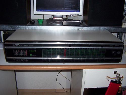 Saba hi-fi studio 8060