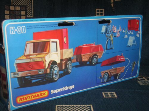 Matchbox  SuperKing K-30
