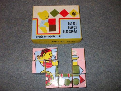 Mici-Maci kirakós játék