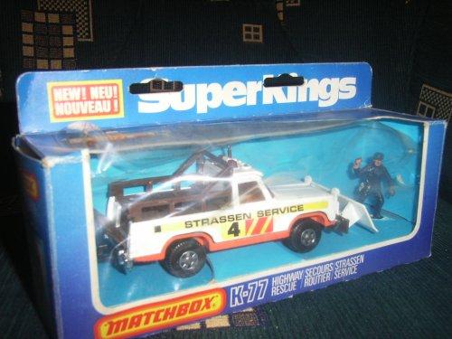 Matchbox  SuperKing K-77